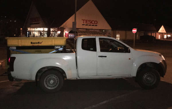 Gritting Service Tescos